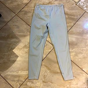 KGMTLx Ardene sold out leggings in SAGE colour